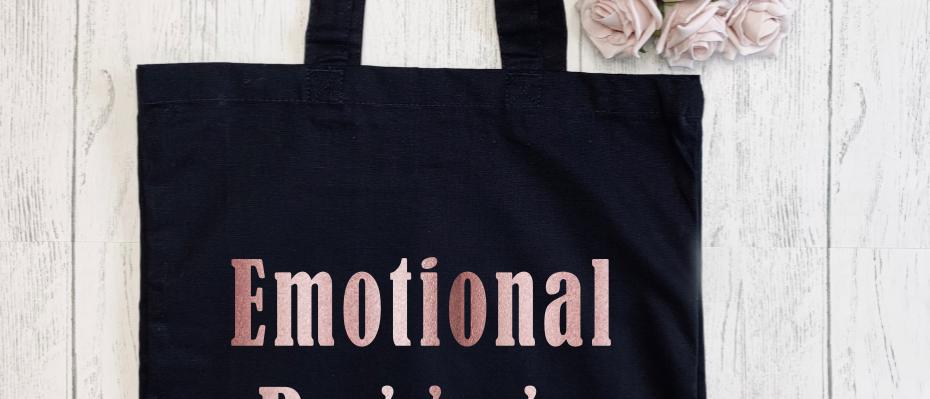 Emotional Baggage Canvas Classic Shopper