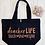 Thumbnail: Teacher Life Organic Marina Tote