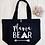Thumbnail: Mama Bear Teepee Organic Marina Tote