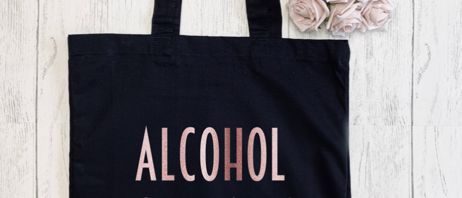 Alcohol You Later Canvas Classic Shopper
