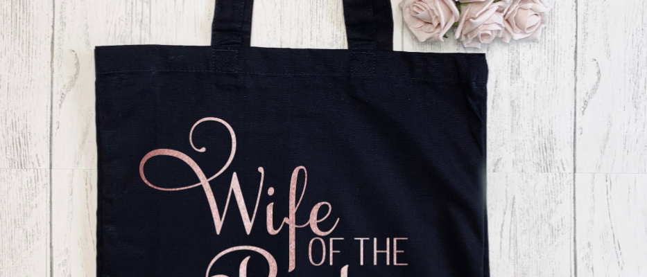 Wife Of The Party Hen Canvas Classic Shopper