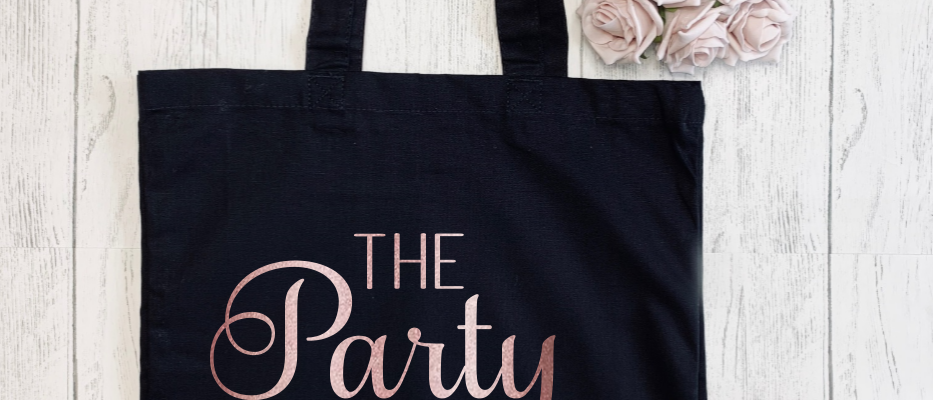 The Party Hen Party Canvas Classic Shopper