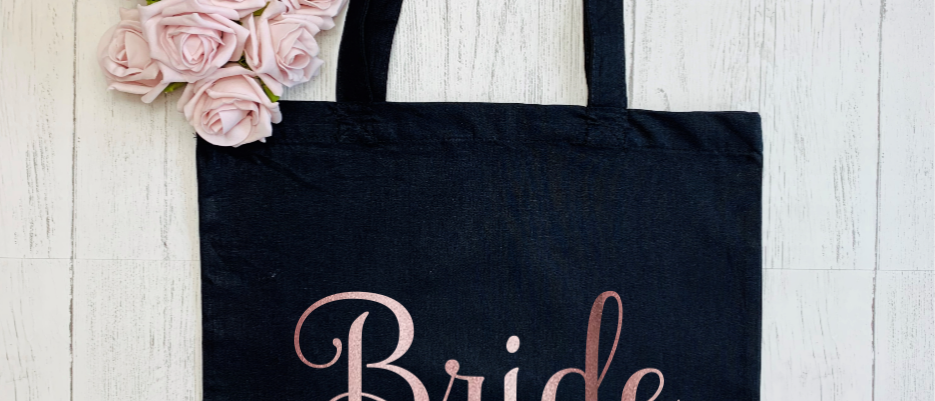 """Bride """"Bag For Life"""" Tote"""