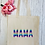 Thumbnail: Mama Canvas Classic Shopper