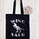 Thumbnail: Wino Saur Canvas Classic Shopper