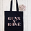 Thumbnail: Guns N Rose Canvas Classic Shopper