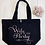 Thumbnail: Wife Of The Party Hen Organic Marina Tote