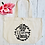 Thumbnail: Roar Means I Love You In Dinosaur Organic Marina Tote