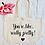 Thumbnail: You're Like Really Pretty Organic Marina Tote