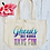 Thumbnail: Ghouls Just Wanna Have Fun Organic Marina Tote