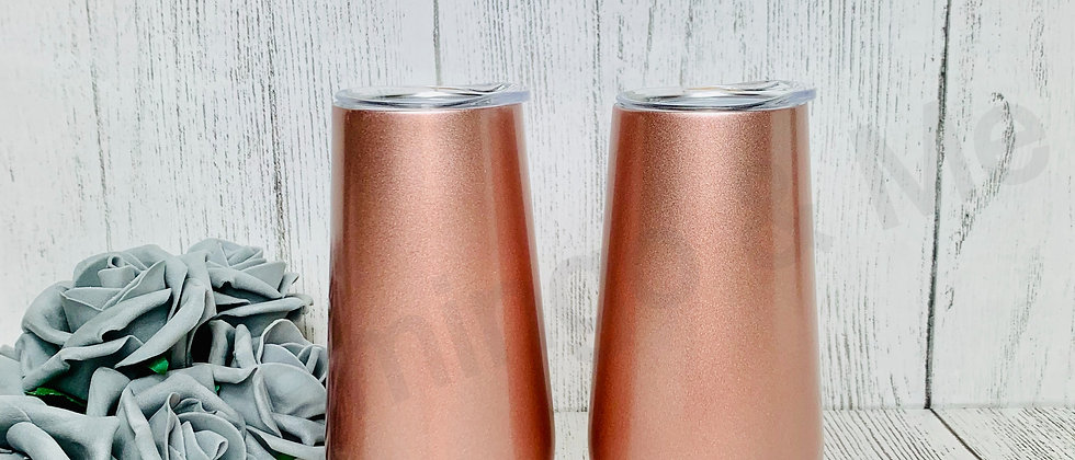 Insulated Prosecco Tumblers - Mock Up
