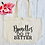 Thumbnail: Brunettes Do It Better Organic Marina Tote