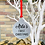 Thumbnail: Personalised First Christmas Acrylic Bauble