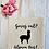 Thumbnail: Going Out? Alpaca Bag! Canvas Classic Shopper