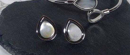 Shell Stud Earrings
