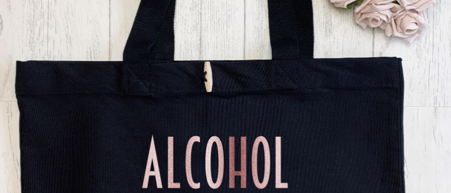 Alcohol You Later Organic Marina Tote
