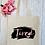 Thumbnail: Brush Stroke Tired Canvas Classic Shopper