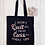 Thumbnail: I Won't Quit Exercise Gym Fitness Canvas Classic Shopper
