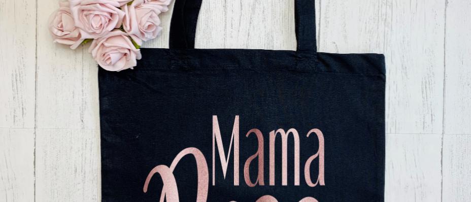 "Mama Boss ""Bag For Life"" Tote"