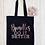Thumbnail: Brunettes Do It Better Canvas Classic Shopper
