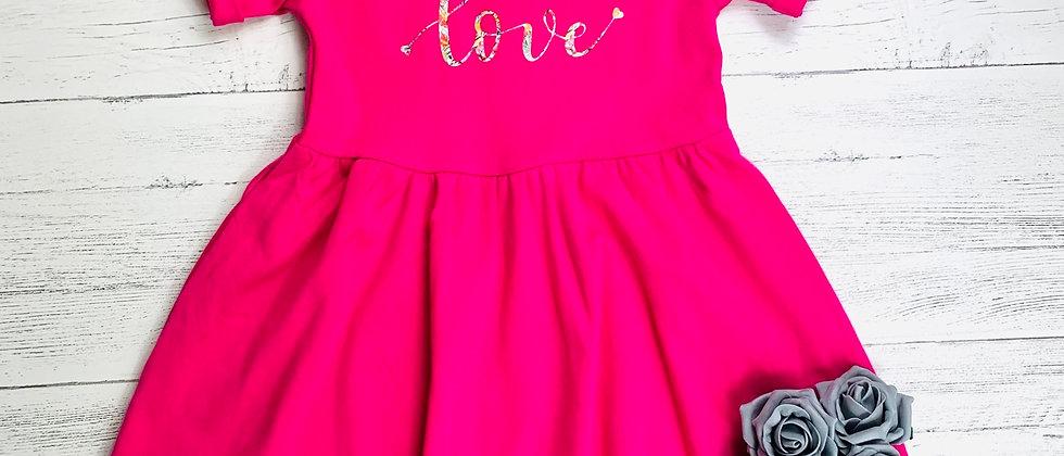 Kids' Cotton Dress
