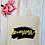 Thumbnail: Brush Stroke Mama Arrow Canvas Classic Shopper