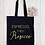 Thumbnail: Espresso Then Prosecco Canvas Classic Shopper