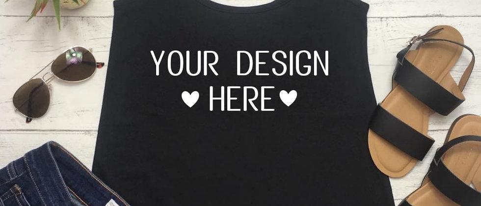Design Your Own Vest