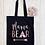 Thumbnail: Mama Bear Teepee Canvas Classic Shopper