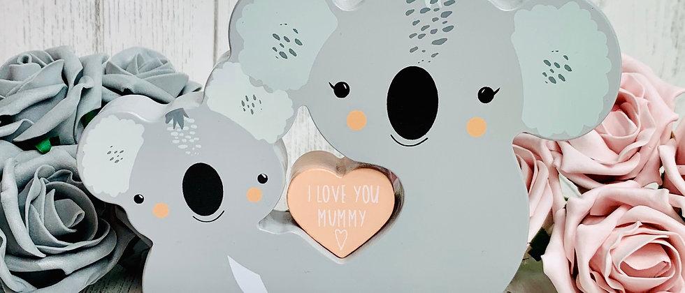Mummy & Baby Love Koalas