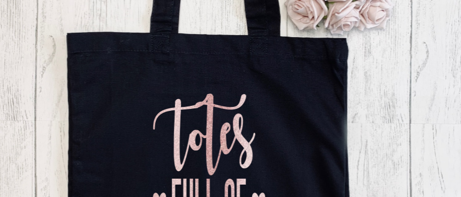Totes Full Of Shopping Canvas Classic Shopper