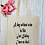 Thumbnail: A Day Without Wine Canvas Classic Shopper