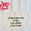 Thumbnail: A Day Without Wine Organic Marina Tote