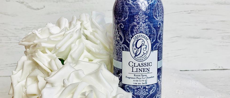 Classic Linen Room Spray