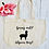 Thumbnail: Going Out? Alpaca Bag! Organic Marina Tote