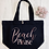 Thumbnail: Beach Please Organic Marina Tote