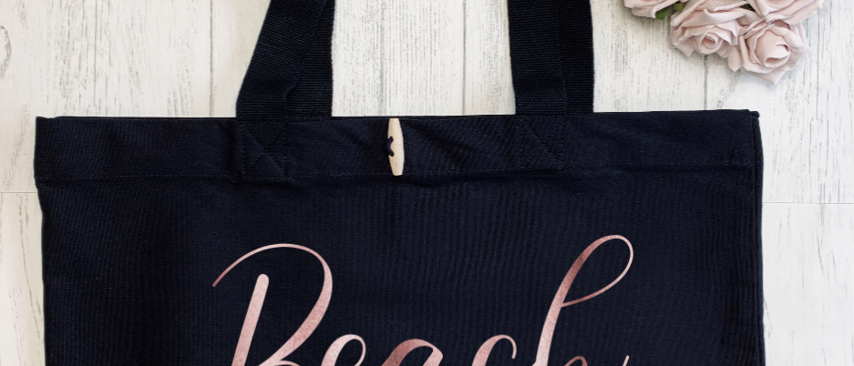 Beach Please Organic Marina Tote