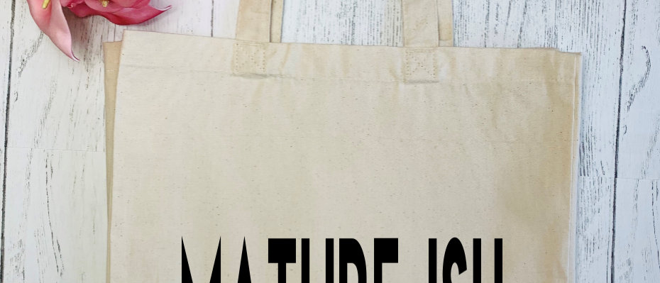 Mature-Ish Canvas Classic Shopper