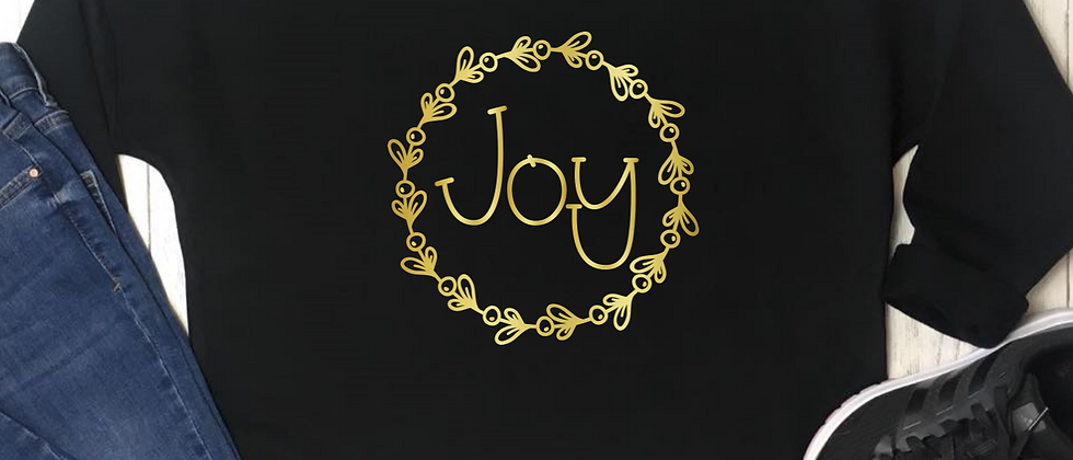 Joy Christmas Luxury Oversized Sweatshirt
