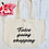 Thumbnail: Totes Going Shopping Organic Marina Tote