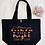 Thumbnail: Always Look On The Bright Side Of Life Organic Marina Tote