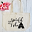 Thumbnail: Grateful For My Tribe Organic Marina Tote