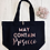 Thumbnail: May Contain Alcohol of Choice Prosecco Vodka Organic Marina Tote