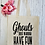 Thumbnail: Ghouls Just Wanna Have Fun Canvas Classic Shopper
