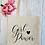 Thumbnail: Girl Power Canvas Classic Shopper