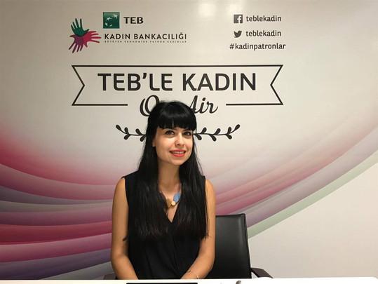 TEBle Kadın-Ağustos 2017