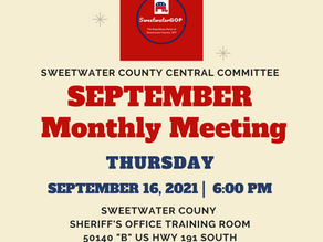September Monthly Meeting