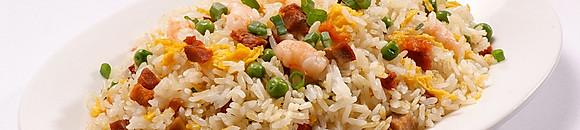 Stir-fried Rice