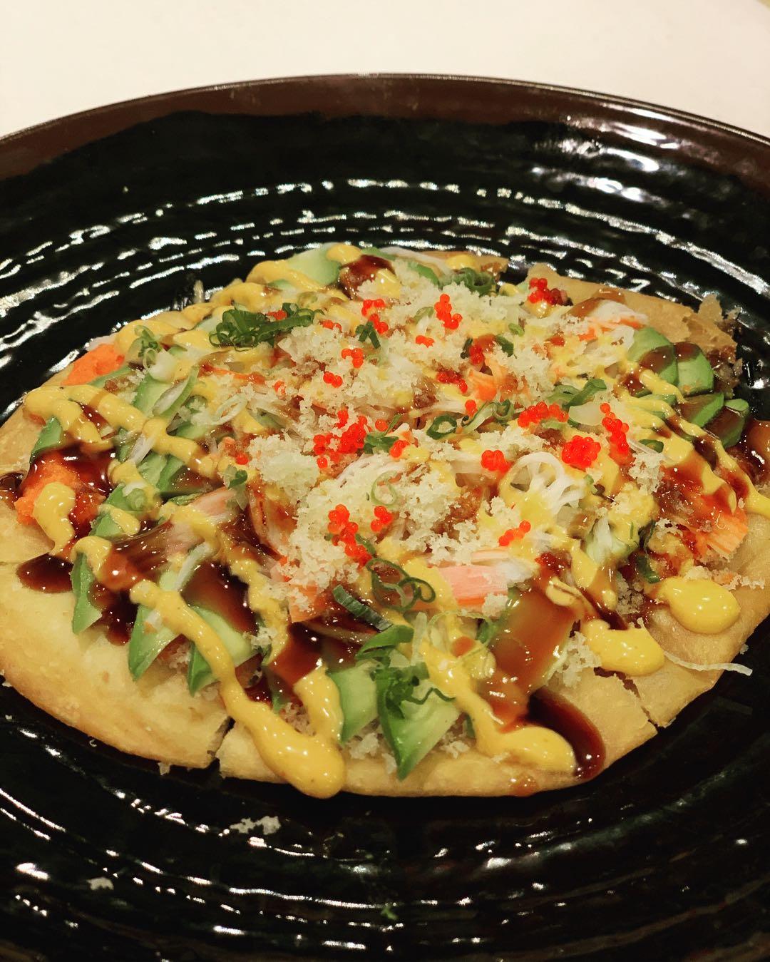 sushi pizza1
