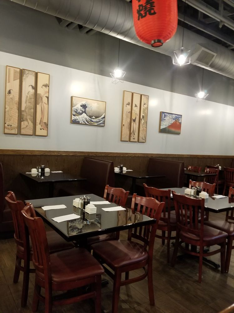 red 88 dining room